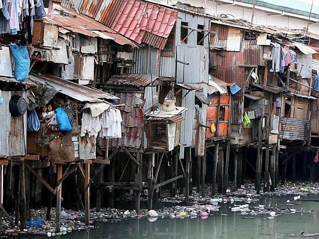 Armut in Manila