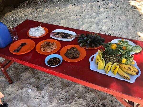 Barbecue-am-strand