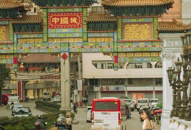 Chinatown-Binondo