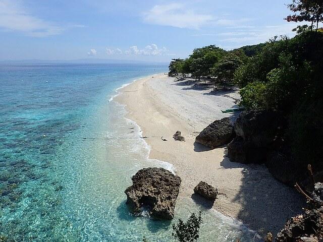 Ein Paradies- Sumilon Island