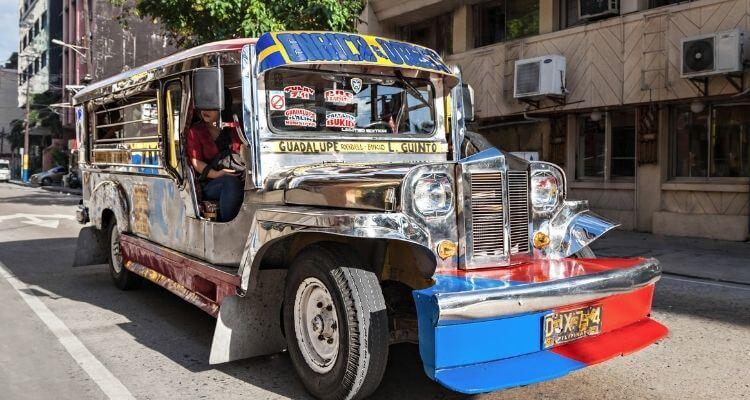 Jeepney-Philippinen
