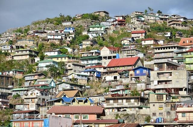 baguio-philippinen
